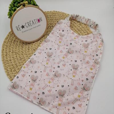 Bavoir/serviette  maternelle