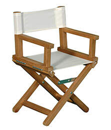 Chaise metteur en scéne