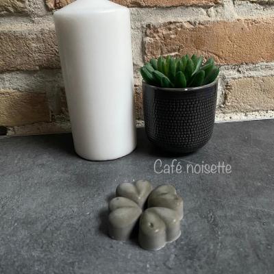 Fondant parfumé - Café noisettes
