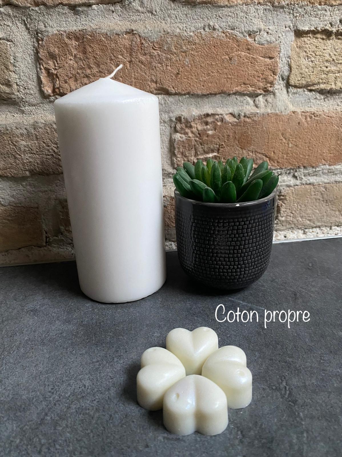 Fondant parfume coton propre