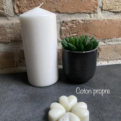 Fondant parfumé - Coton propre