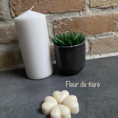 Fondant parfumé - Fleur de tiaré