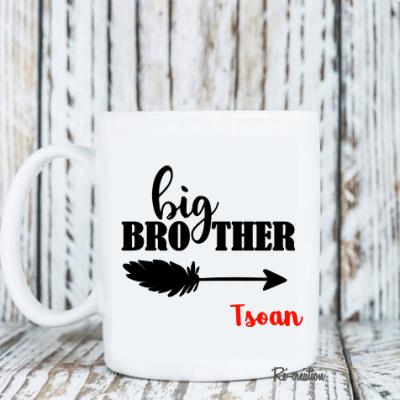 Mug personnalisé - Big brother