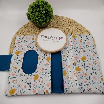 Pochette lingettes - couches