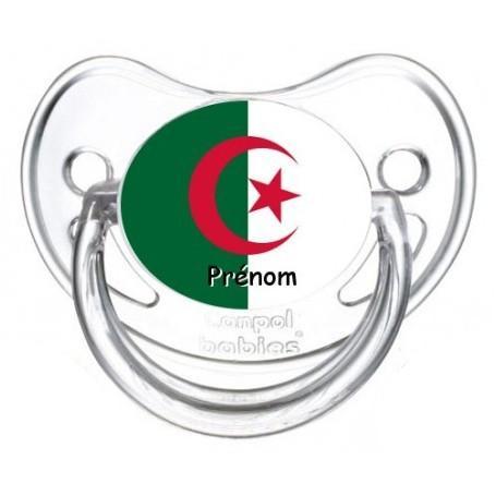 Tetine drapeau algerie 1