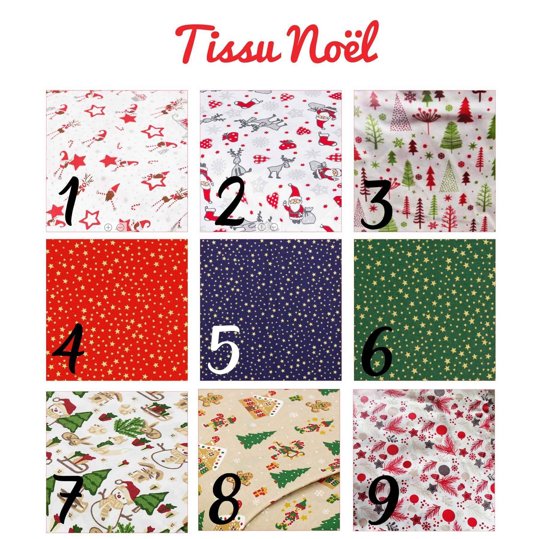 Tissu noel 1
